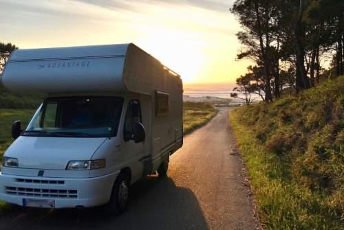 Wohnmobil mieten in Valdoviño von privat | DETHLEFFS GALICIA