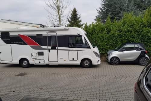 Wohnmobil mieten in Mühlheim am Main von privat | Bürstner Bürstner Luxusliner Elegance