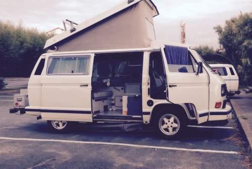 Wohnmobil mieten in Berlin von privat | VW Froni