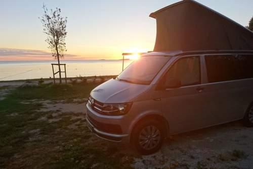 Wohnmobil mieten in Mertesdorf von privat   Volkswagen Sally