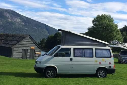 Wohnmobil mieten in Utrecht von privat | Volkswagen  Knusse Volkswagen T4 westfalia