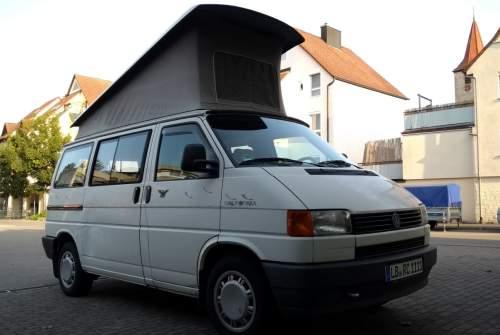 Wohnmobil mieten in Markgröningen von privat | Volkswagen BusleCalifornia