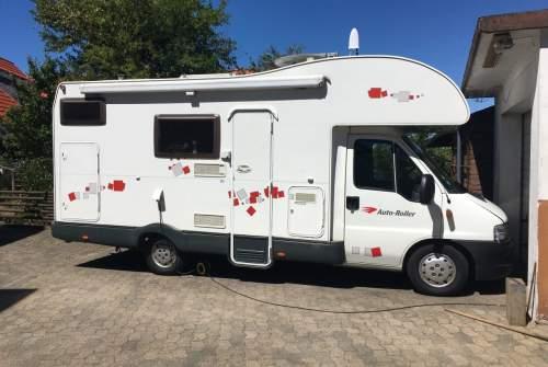 Wohnmobil mieten in Meinersen von privat | Roller Team Bella Ciao