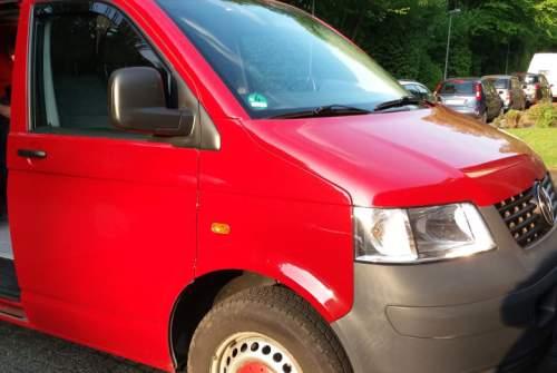 Wohnmobil mieten in Herne von privat | Volkswagen Kumpel im Revier