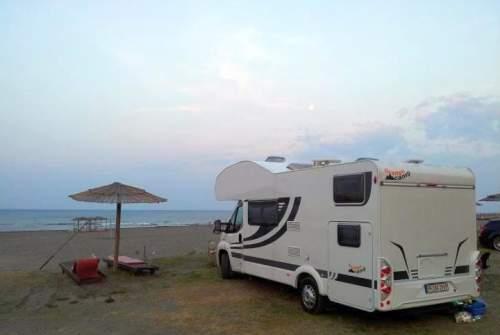 Orange Camp OC5 Wohnmobil von privat mieten bei Pforzheim