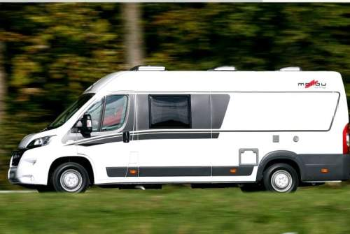 Fiat Kastenwagen Camper Malibu One, privat mieten in Bad Oldesloe