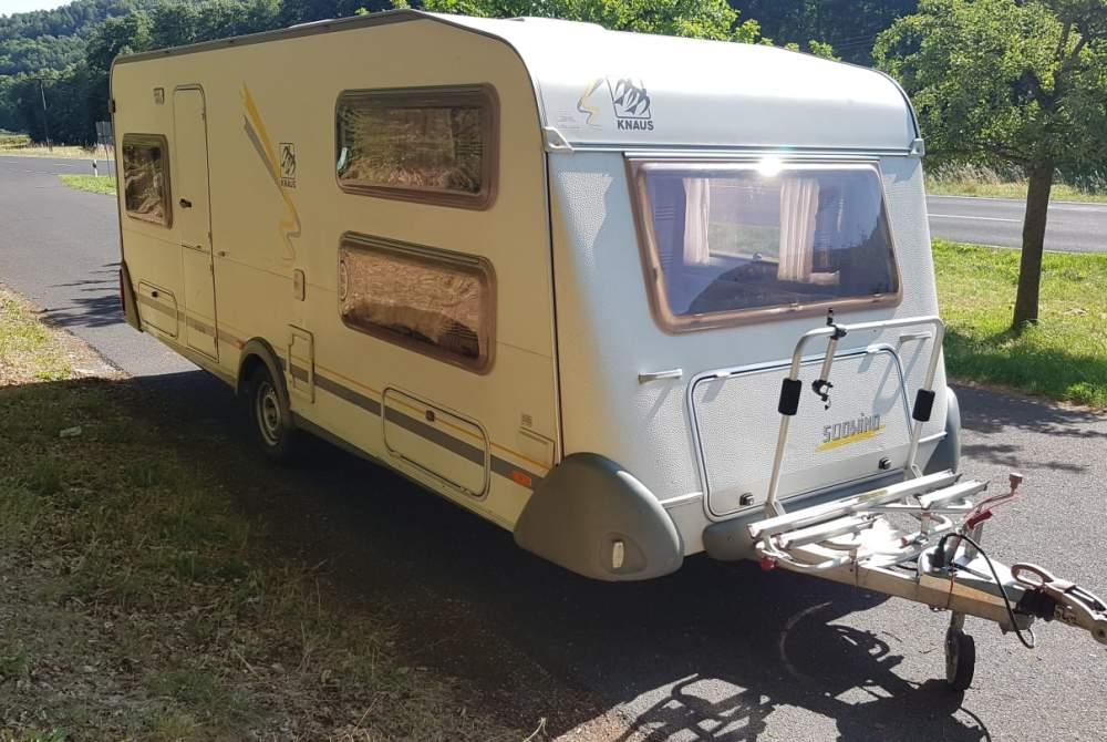 Wohnmobil mieten in Burkardroth von privat | Knaus Knaus Südwind