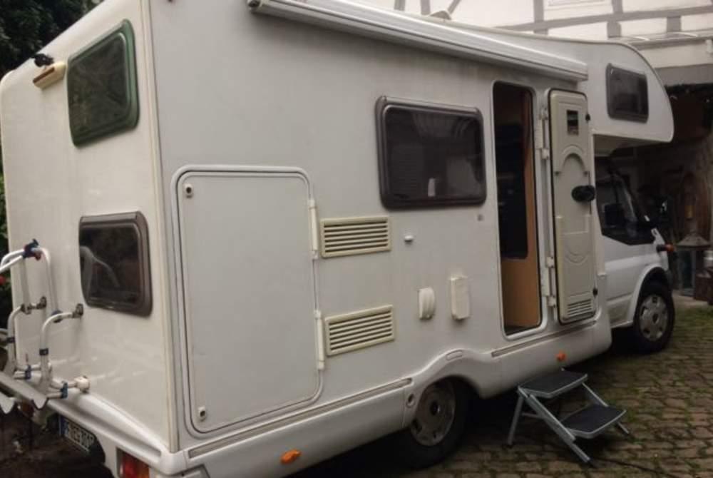 Wohnmobil mieten in Eisingen von privat | Ford/Trigano Amy