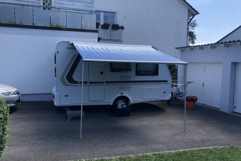 Wohnmobil mieten in Sindelfingen von privat | Weinsberg KaRoVan