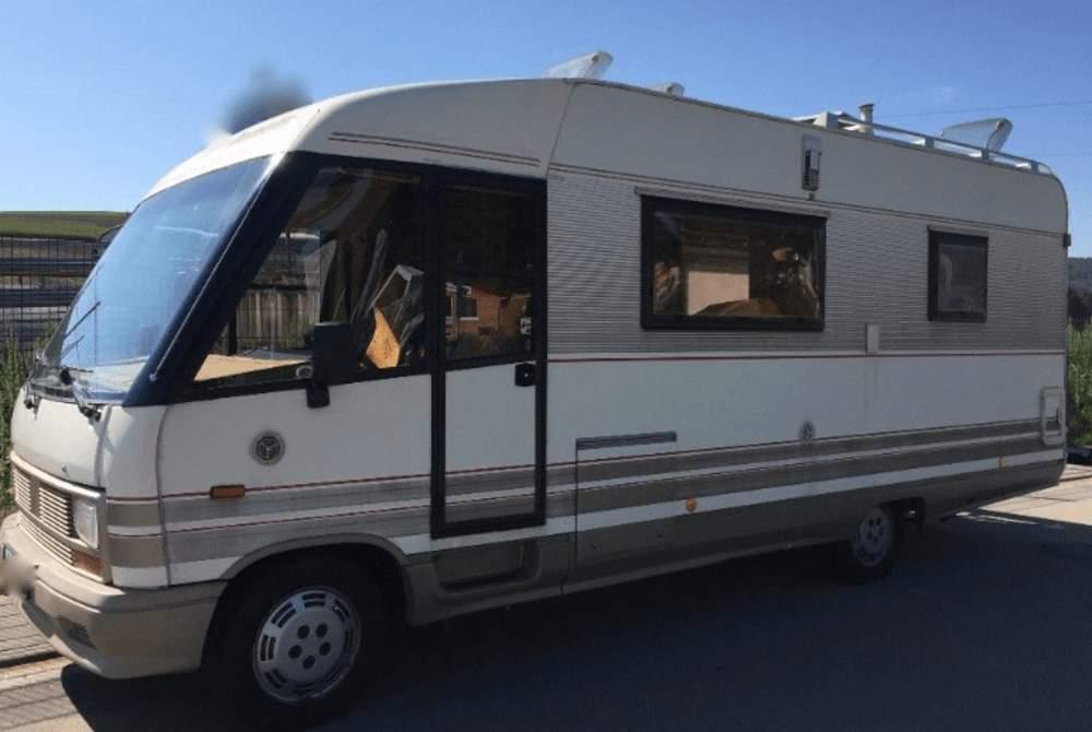 Wohnmobil mieten in Bad Kissingen von privat | Fiat Traumschiff