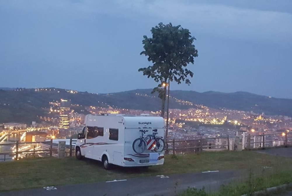 Wohnmobil mieten in Bochum von privat   Sunlight Fidel
