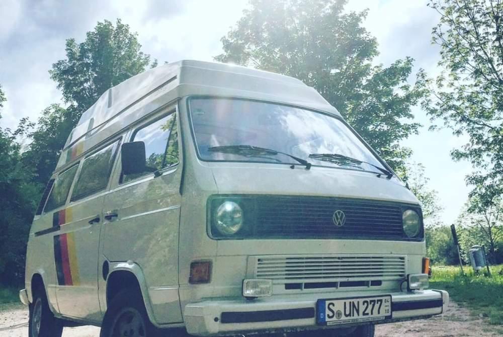 Wohnmobil mieten in Stuttgart von privat | Volkswagen Sunny