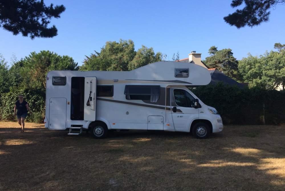 Wohnmobil mieten in Erlangen von privat   Carado Filo