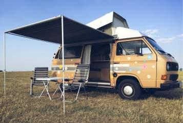Wohnmobil mieten in Erfurt von privat | Volkswagen Elvis