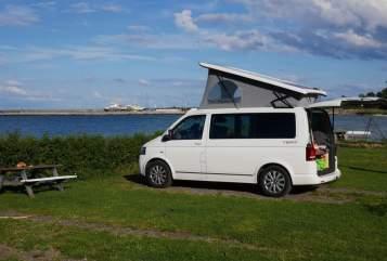 Wohnmobil mieten in Kiel von privat | Volkswagen  Chill Bill