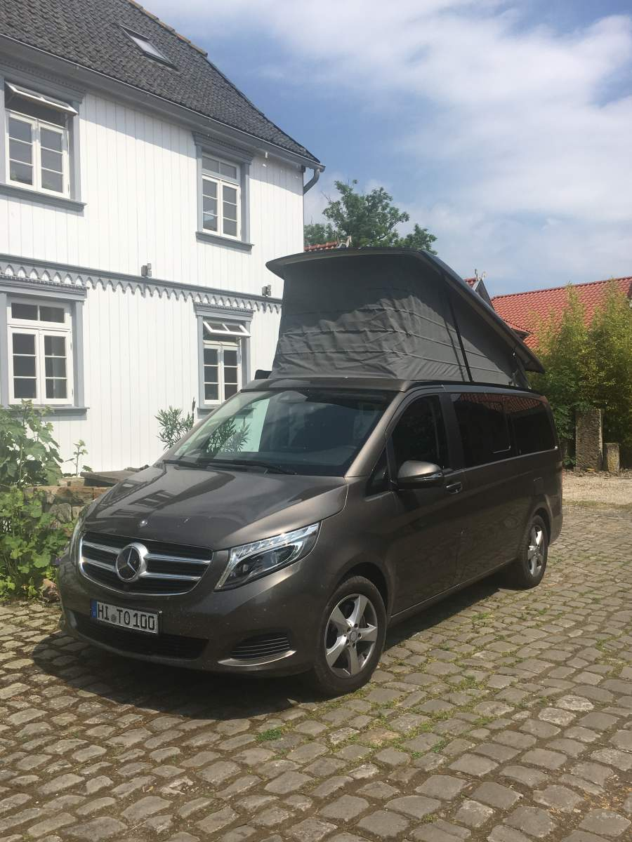 campingbus marco polo neu in elze mieten. Black Bedroom Furniture Sets. Home Design Ideas