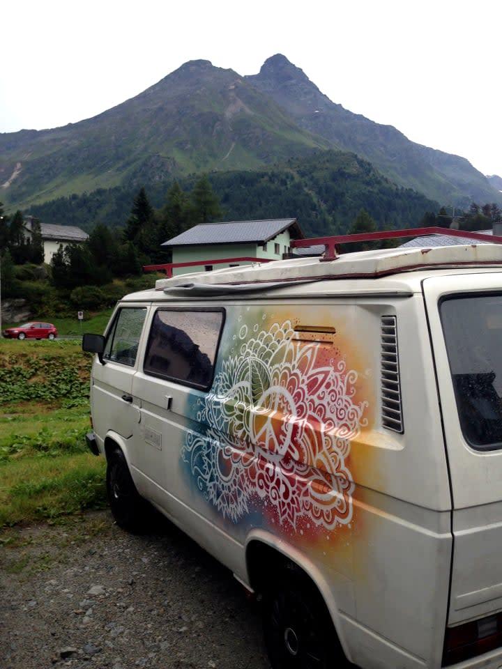 campingbus vw bus willi in jena. Black Bedroom Furniture Sets. Home Design Ideas
