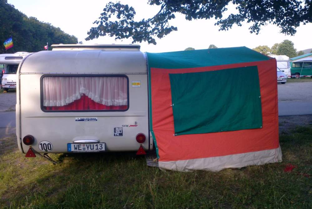 Wohnmobil mieten in Weimar von privat   QEK, auch Queck genannt Queck Junior