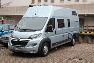 Wohnmobil mieten in Erfurt von privat | Clever Vans Citroen Jumper Clever Flex D 636 Citroen Jumper 2.2 HDI
