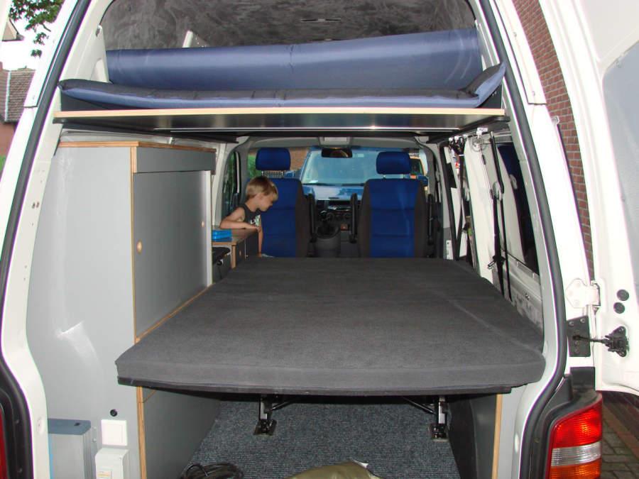 Wohnmobil mieten in Gronau (Westfalen) von privat | Volkswagen Günther