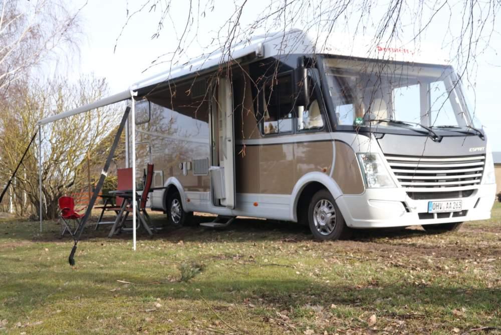Wohnmobil mieten in Nordwestuckermark von privat | Dethleffs Detti
