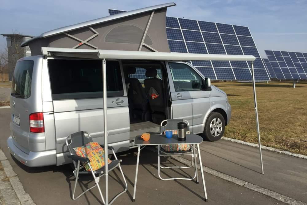 Wohnmobil mieten in Mössingen von privat   Volkswagen CaliT5