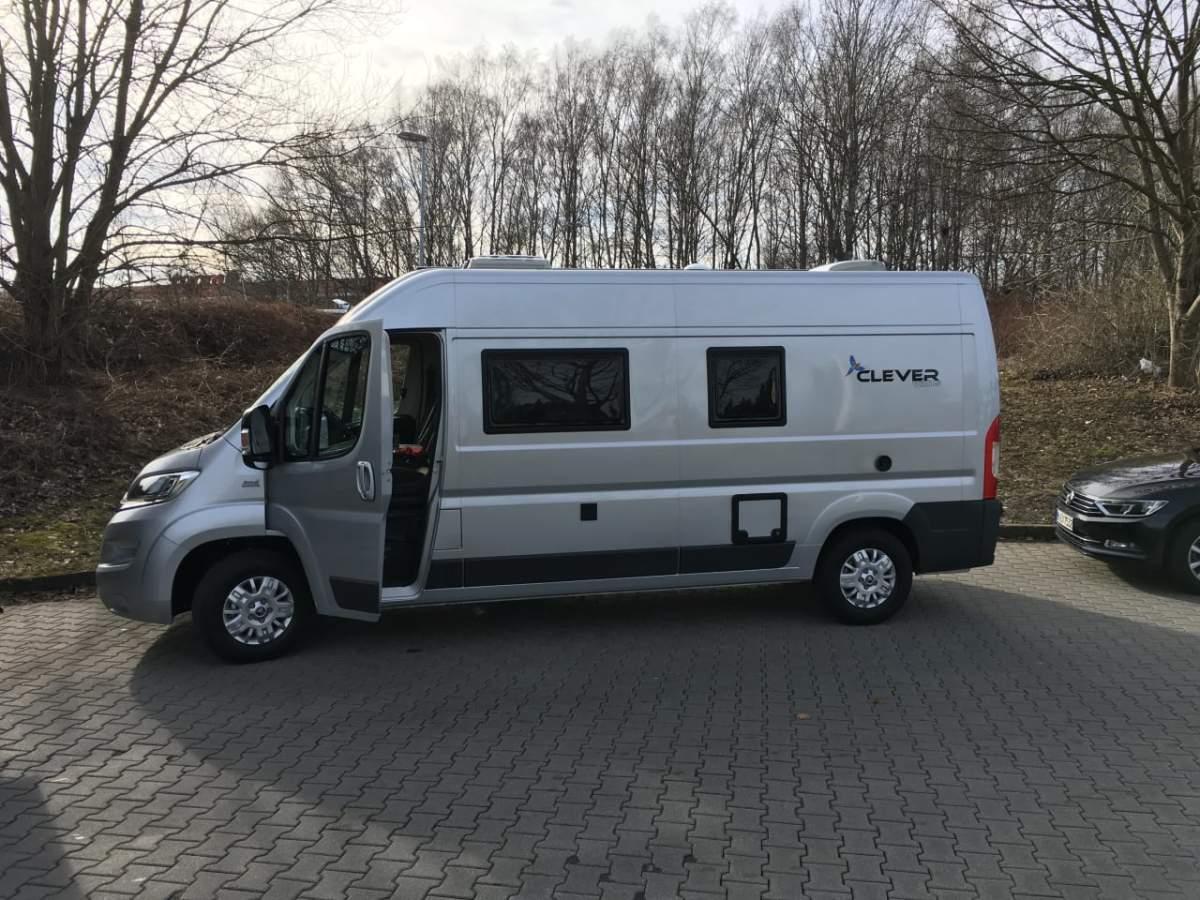 Wohnmobil Zappa In L Dinghausen Mieten