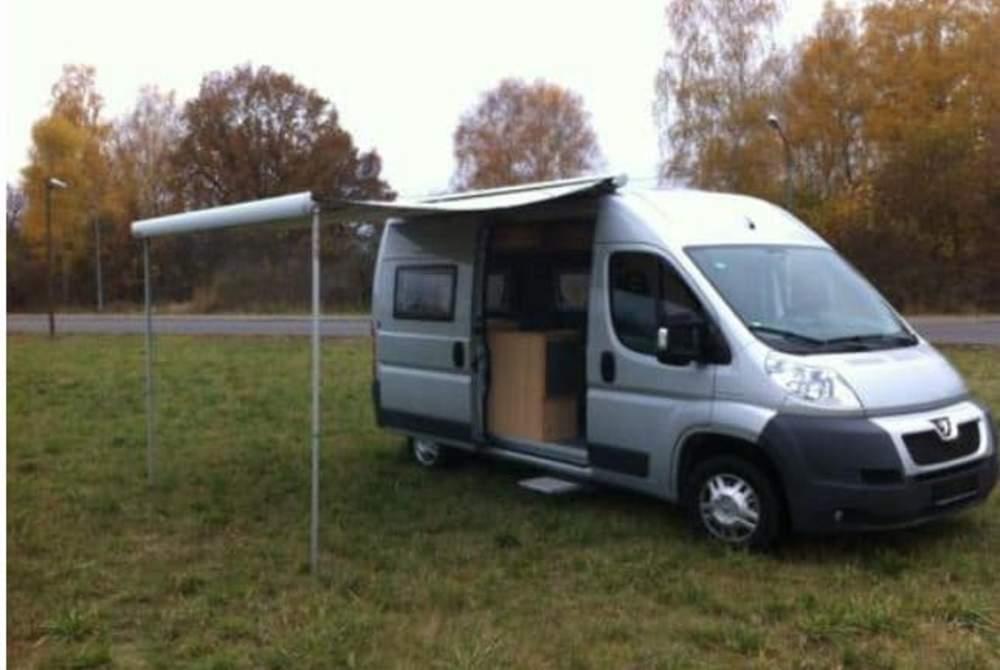 Wohnmobil mieten in Berlin von privat | Peugeot Boxer 5500LS