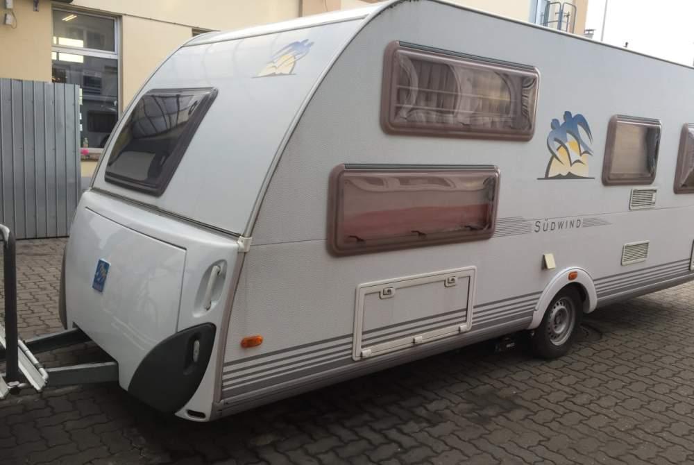 Wohnmobil mieten in Braunschweig von privat | Knaus Knaus Südwind