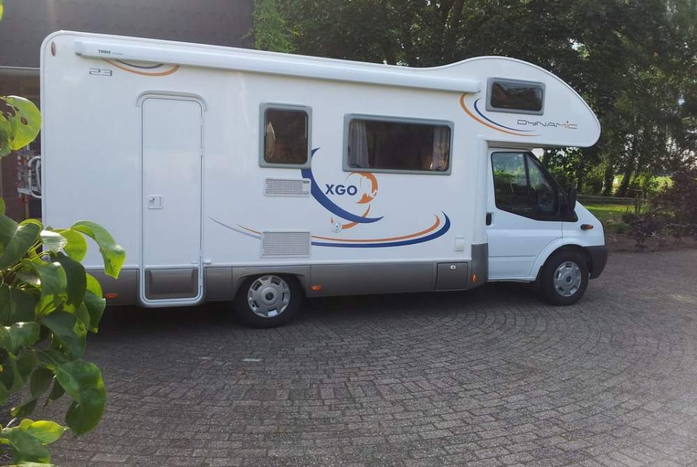 Wohnmobil mieten in Twello von privat | XGO Ideale familie-camper!