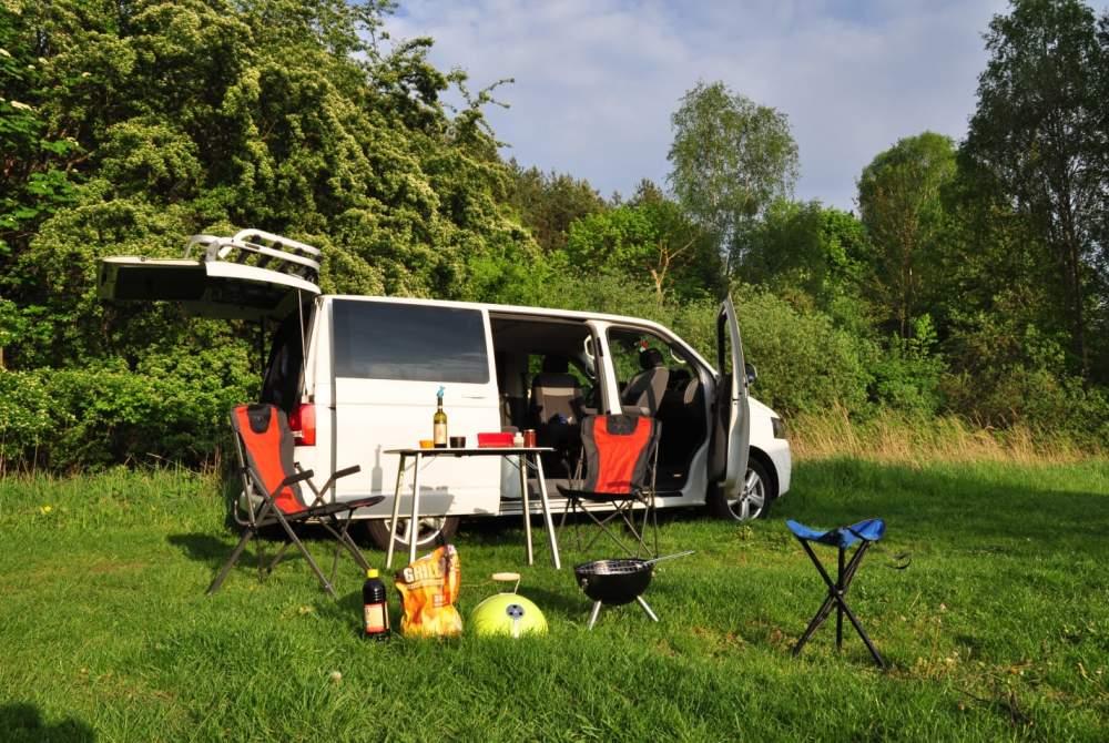 Wohnmobil mieten in Dresden von privat | VW Lolek