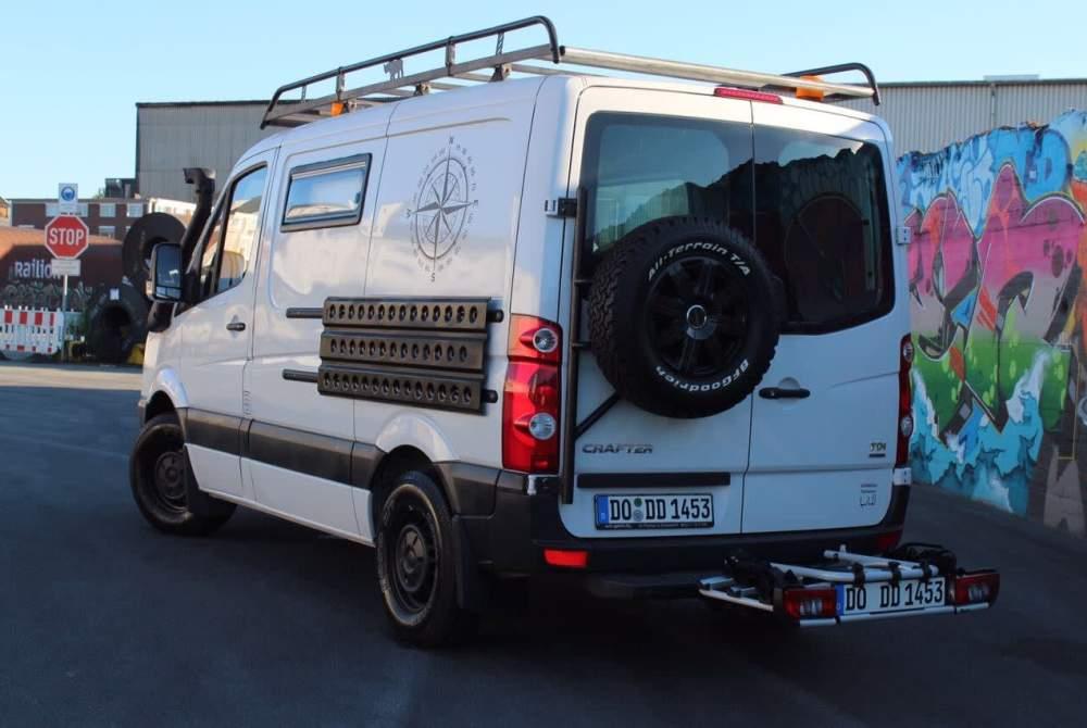 Wohnmobil mieten in Dortmund von privat | Volkswagen  Herbie