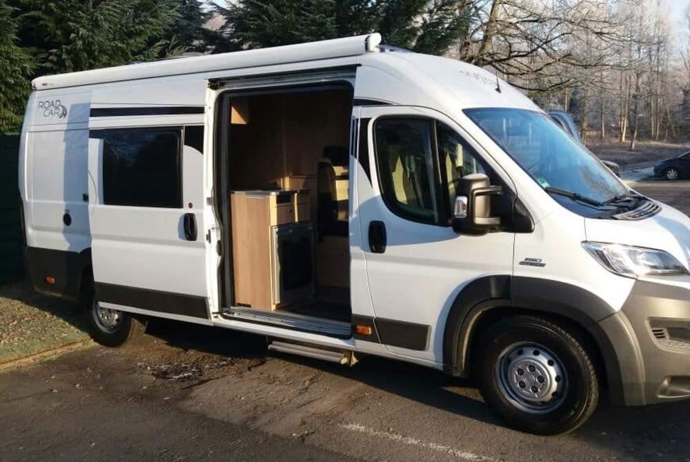 Wohnmobil mieten in Ronnenberg von privat | Fiat RoadCar