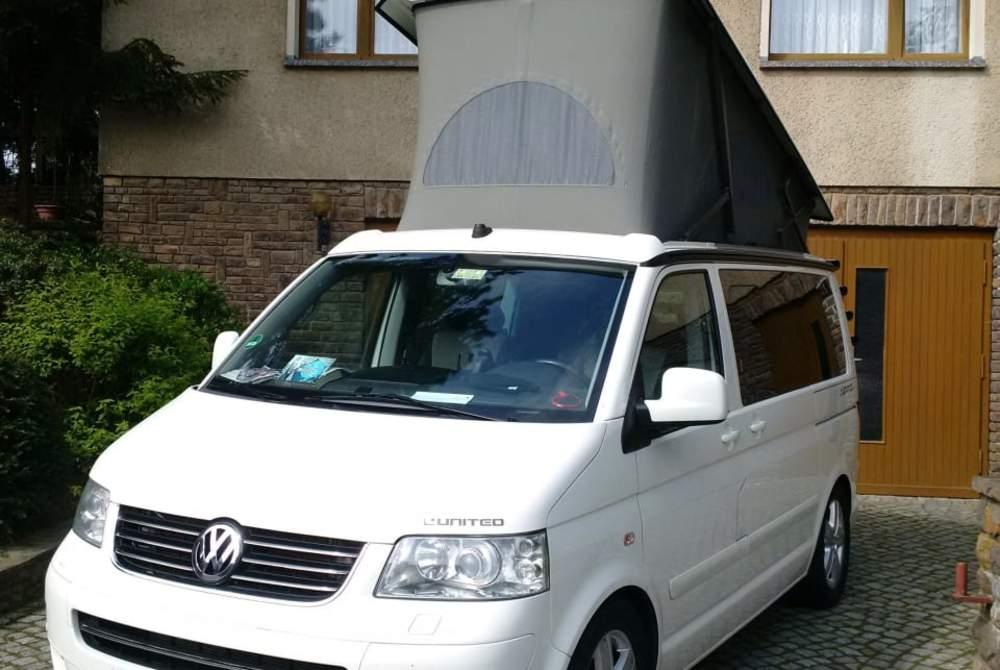 Wohnmobil mieten in Leipzig von privat | Volkswagen Calli