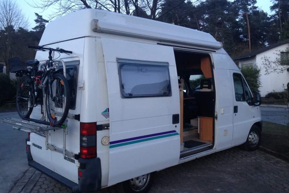 Wohnmobil mieten in Freiburg im Breisgau von privat | peugeot Freedom