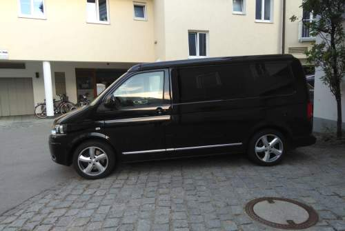 Wohnmobil mieten in Bad Reichenhall von privat | Vw California t5
