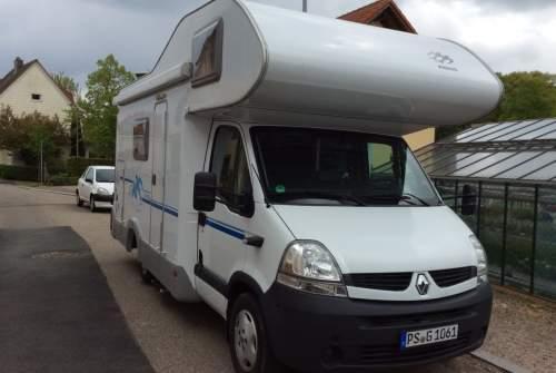 Wohnmobil mieten in Pirmasens von privat | Knaus Klausi