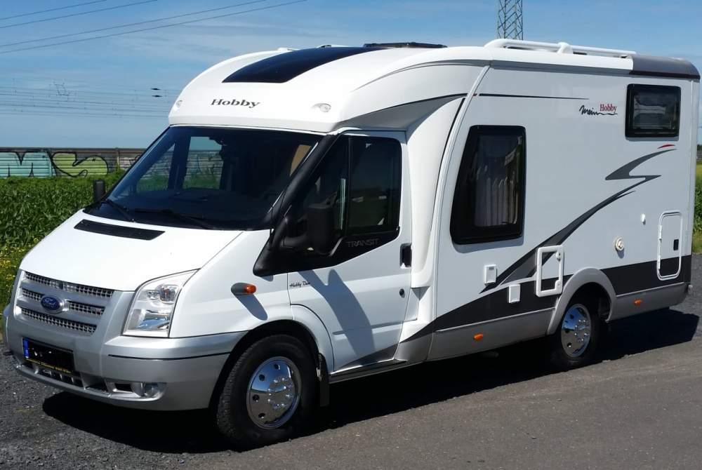 Wohnmobil mieten in Heikendorf von privat | Ford Transit Hobby T500 GFSC