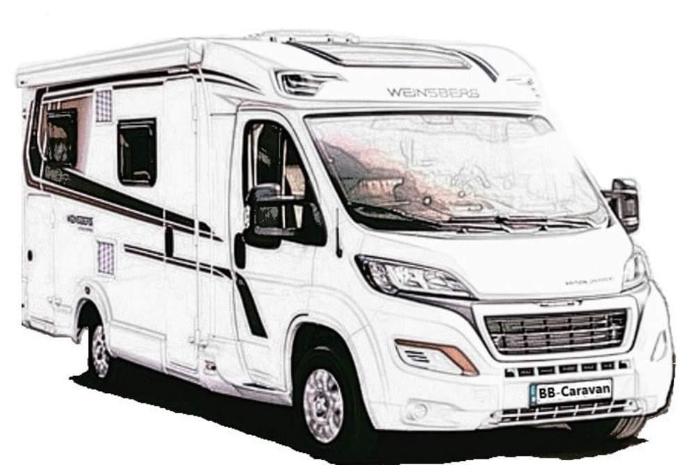 Wohnmobil mieten in Behrenhoff von privat | Weinsberg Cara Compakt 600 MEG   Fred