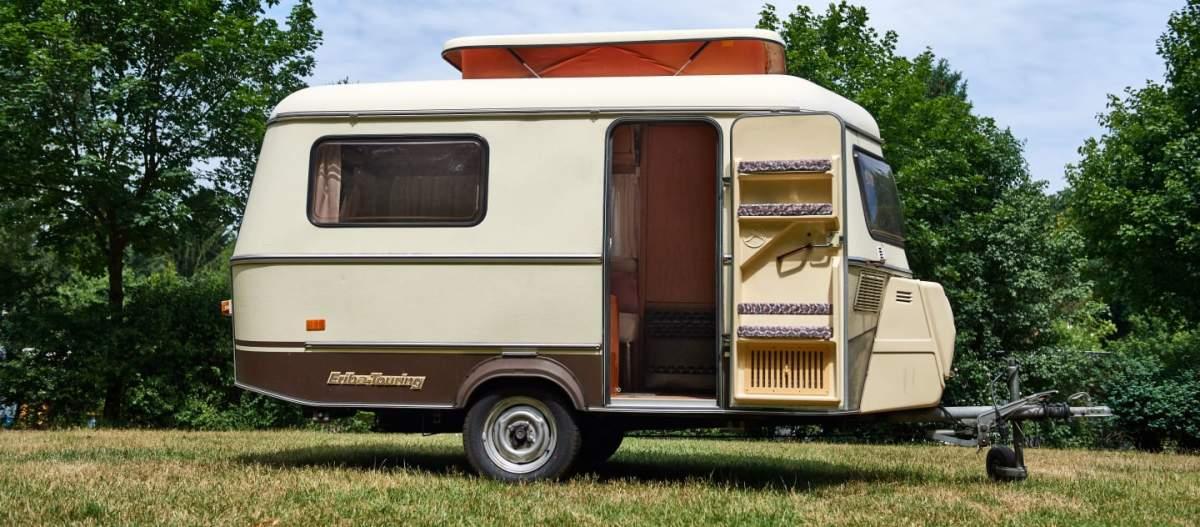 wohnwagen eriba touring in herdecke mieten. Black Bedroom Furniture Sets. Home Design Ideas