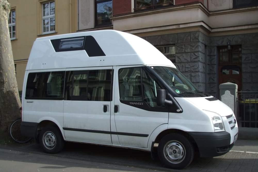 Wohnmobil mieten in Köln von privat | Ford Nugget