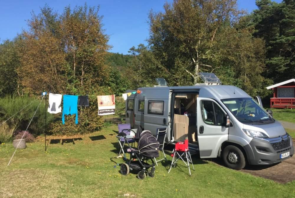Wohnmobil mieten in Hohenkirchen von privat | Citroen Jumper WoMo