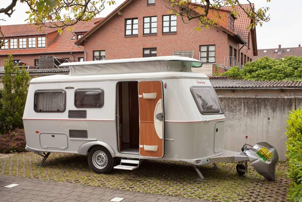 Wohnmobil mieten in Bielefeld von privat | Hymer/ Eriba Monsieur Claubert - Troll 530