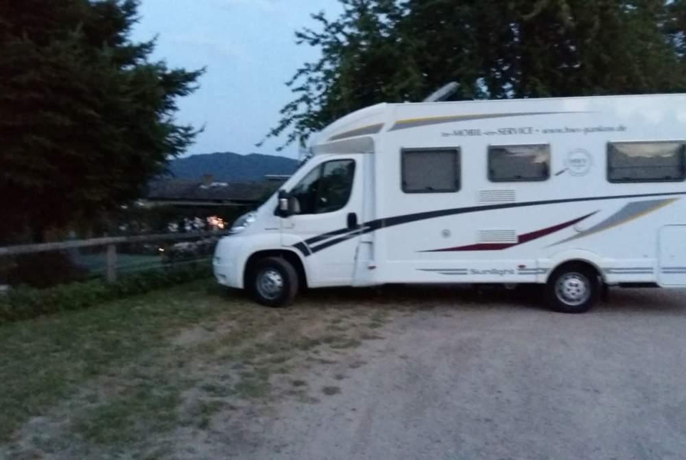 Wohnmobil mieten in Hamm von privat | Sunlight T63 auf Fiat Ducato  Urmel 1