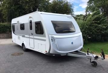 Wohnmobil mieten in Kiel von privat | Knaus Südwind Eleanor