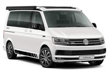 Wohnmobil mieten in Dresden von privat | Volkswagen T6 California