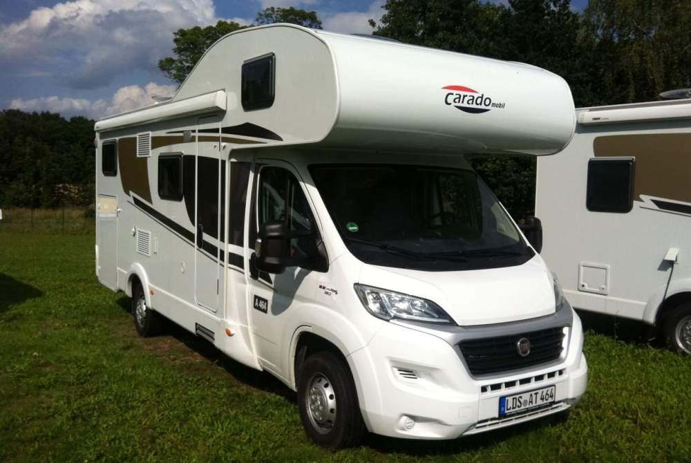 Wohnmobil mieten in Erfurt von privat | Fiat Carado A464 Holiday