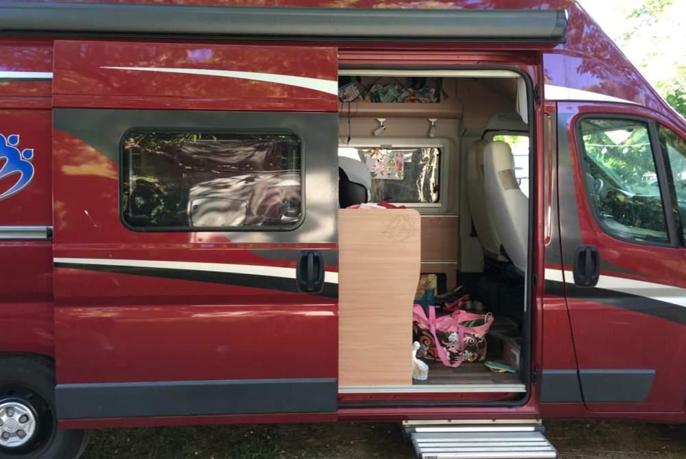 Wohnmobil mieten in Bodenheim von privat | Knaus Lucy-Lotte