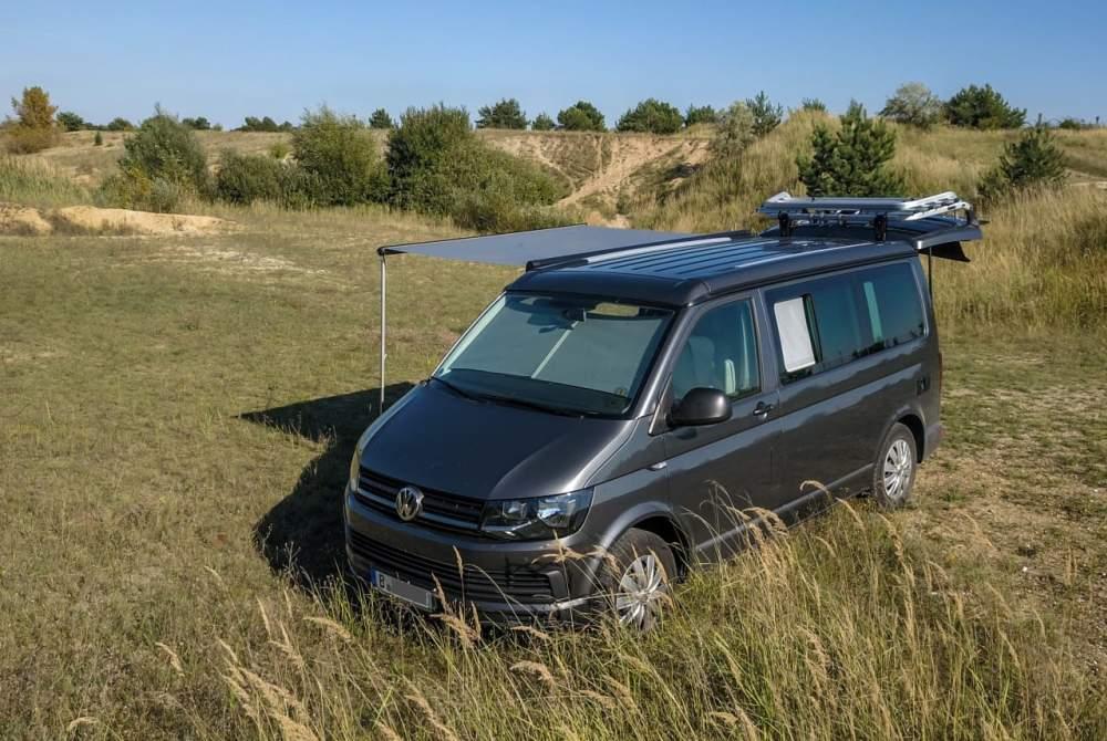 Wohnmobil mieten in Berlin von privat | Volkswagen Bennybus T6 California Coast