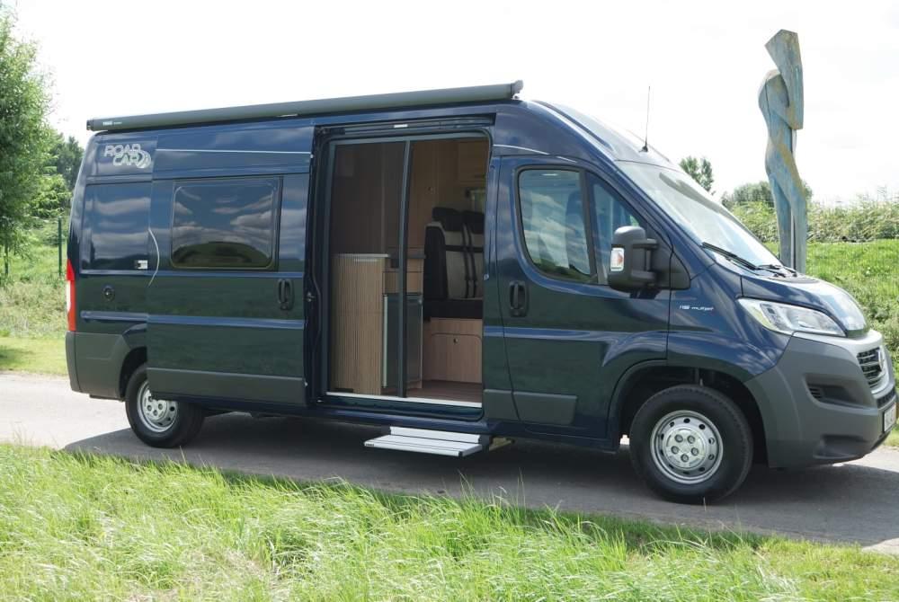 Wohnmobil mieten in Gudensberg von privat   Pössel  Unser Reisewagen
